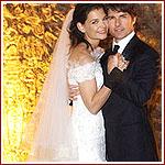 Самая сказочная свадьба Тома Круза