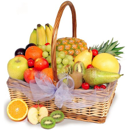 Полезные свойства ягод, овощей, фруктов